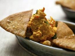 Vegetarian Red Hummus