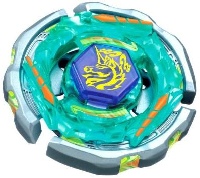 Ray Unicorno: Metal Beyblade