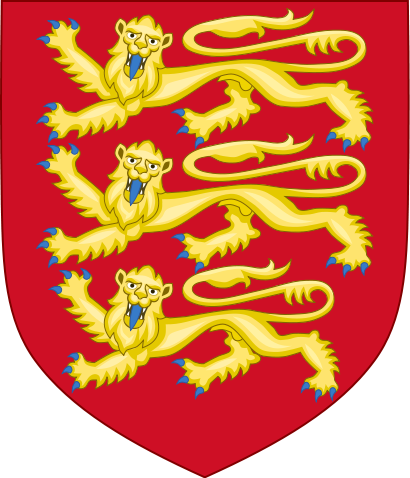 Royal Arms of England, 1198-1340