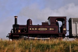 'Caledonia' - Ex-Manx Northern Railway -  David Lloyd-Jones 2010