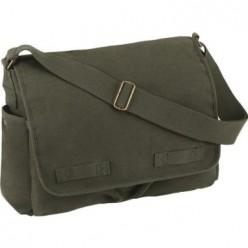 Buy A Canvas Messenger Bag