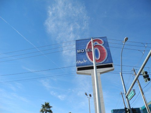 Motel 6, Chem Cloud formation forms from the original line of cloud (the first shots that I filmed in this hub page post).
