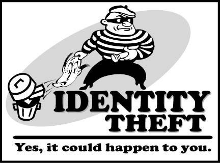 Identity Theft Can Happen To Anyone!