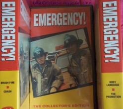 Emergency, the 1970s with Randy Mantooth the Paramedic