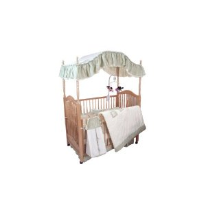 This featured baby crib is by AFG Baby Furniture and features all natural wood; great deal for under $300.00