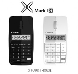Canon Calculator Mouse