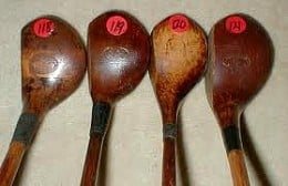 Hand Made Wooden Drivers