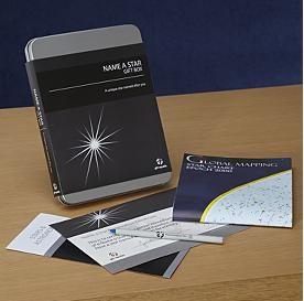 STAR NAMING KIT       $39.95