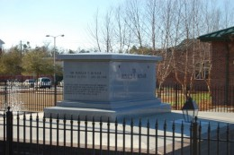 Tomb of Ronald McNair South Carolina