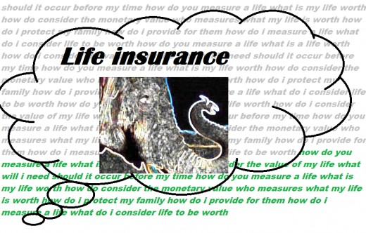 So many thoughts that run through your mind with life insurance, put them to rest with good information.