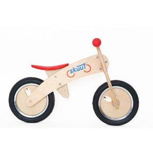 Skuut Wooden Balance Bike