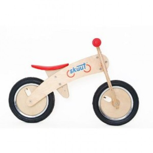 Skuut Wooden Balance Bike