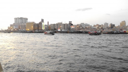 Beautiful Dubai Creek