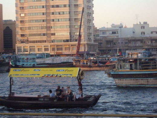 Most useful joyful dubai water boats
