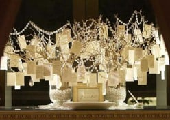 Wedding Wish Trees Instead Of Guest Books