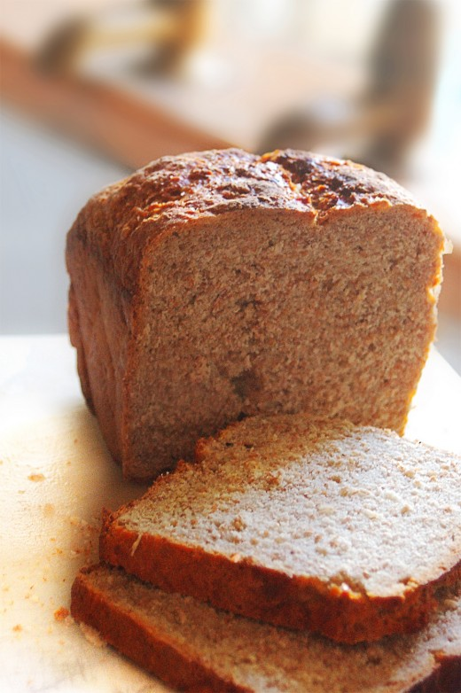 Many breads can be easily made in a bread  machine.
