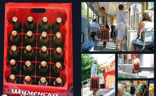 Shumensko Beer Crate