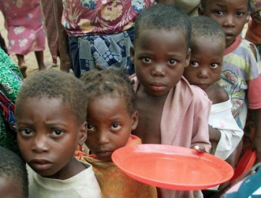 Hunger is a reality in the world since many years