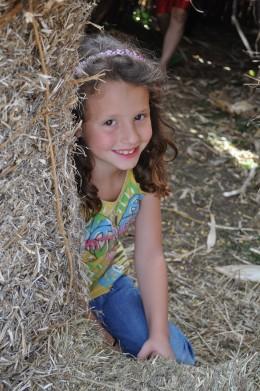 My beautiful 3rd grade daughter