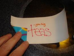 Make a cute little label