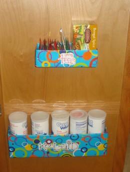 Beverage Storage in my Pantry!