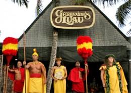 Luau show