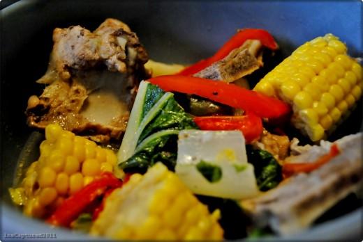 Yummy Pork Pochero de Cebu