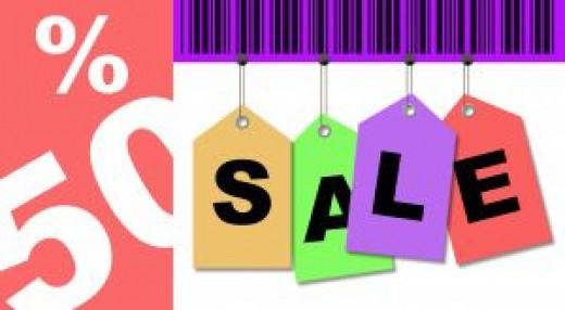 Sale. Image by Ayhan YILDIZ