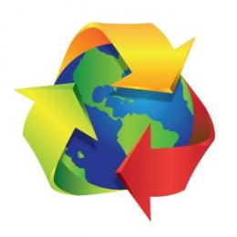 Recycle. Image by Michael Lorenzo