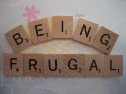 Scrabbling FRUGALITY