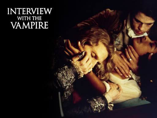 Anne Rice's epic novel. In regards to the movie with the same title:  the vampires are gorgeous!!!