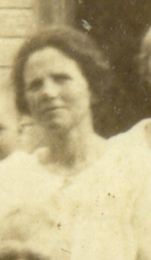 Nancy Elizabeth Barron (#5 3rd & 4th row) December 20, 1890-December 26, 1979