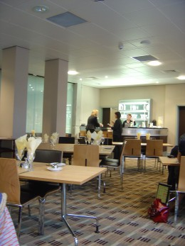 York College Restaurant