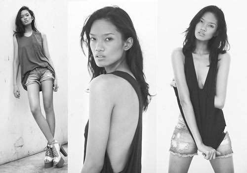 DANICA FLORES MAGPANTAY - FORD SUPERMODEL OF THE WORLD 2011
