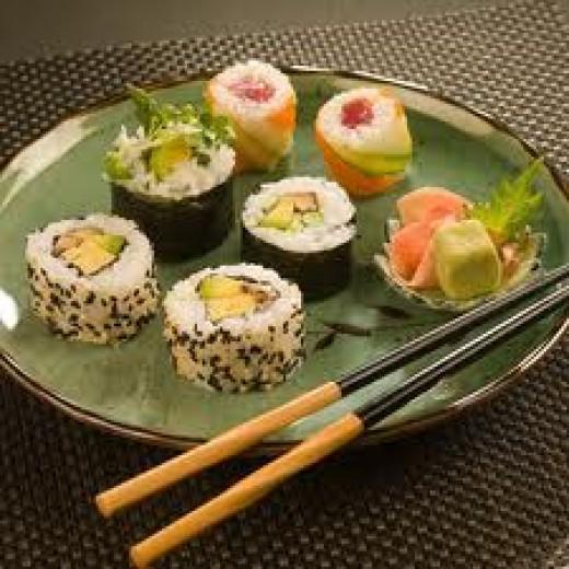 Homemade Sushi