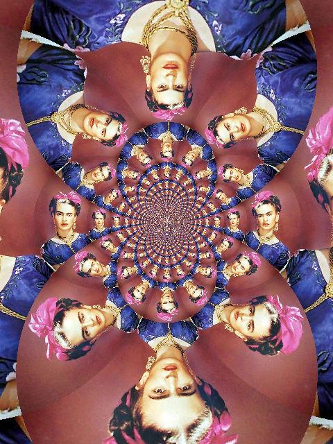 Frida Kaleidascope #1