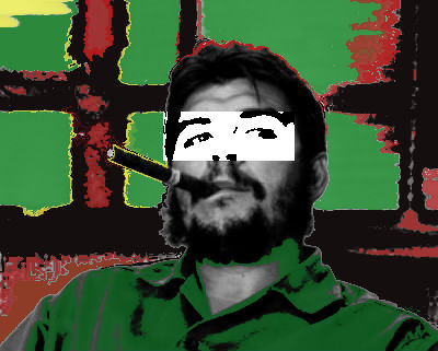 young Che Guevara  Digi-Works 2011