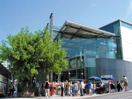 Glass museum, Brnbach