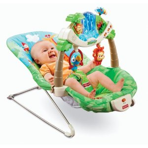 Fisher-Price Rainforest Baby Bouncer