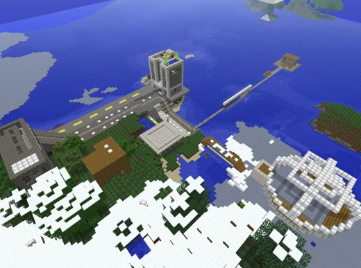 For more Minecraft builds, mods, tips and tricks, visit: