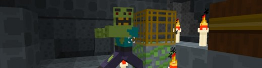 Friendly Zombies from the Frenden Texture Pack