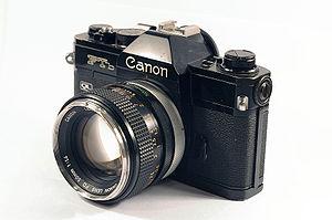 Canon 35mm FTB