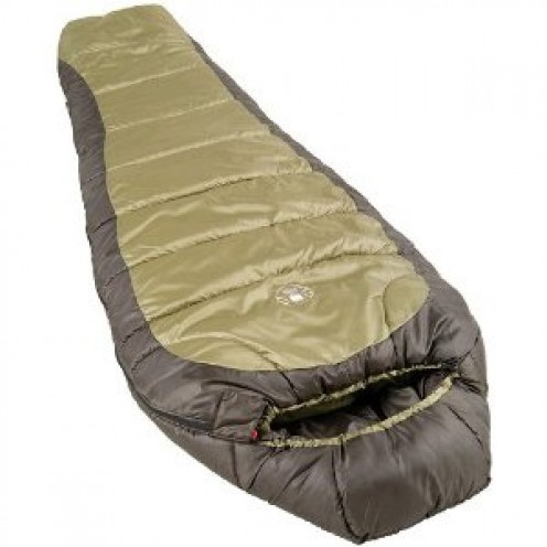 8-Coleman North Rim 0-Degree Mummy Bag