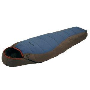 19-ALPS Mountaineering Crescent Lake Mummy Sleeping Bag (-20 Degree)