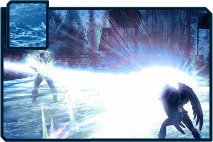 DC Universe Online Powers - Ice Power