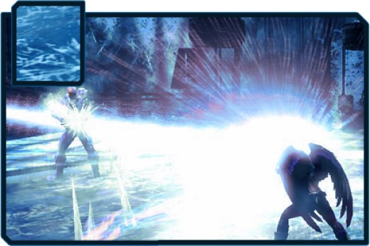 DC Universe Online - Ice Power