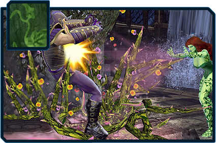 DC Universe Online Powers - Nature Power