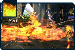 DC Universe Online Powers - Fire Power