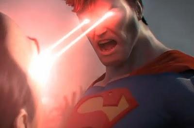 DC Universe Online Powers - Superman Heat Vision - Iconic Power
