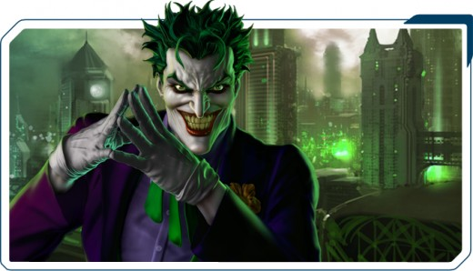 DC Universe Online - The Joker - Villains Mentor